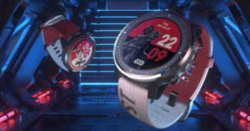 Nuevo Amazfit Smart Sport Watch 3 edición Star Wars. Noticias Xiaomi Adictos