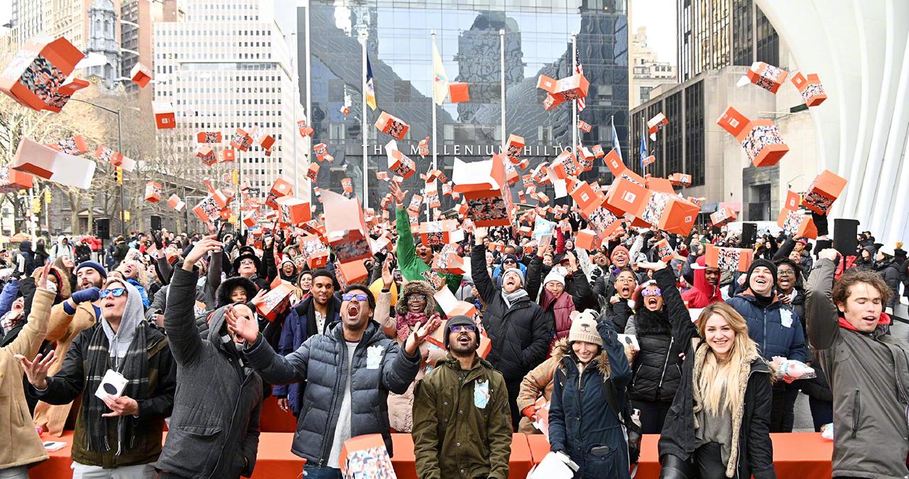 Xiaomi bate un nuevo Récod Guinness en Nueva York, Estados Unidos. Noticias Xiaomi Adictos