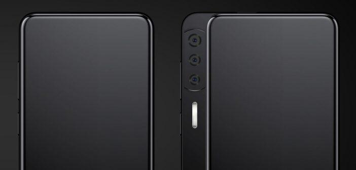 Xiaomi patenta un nuevo diseño de smartphone deslizante en formato horizontal. Noticias Xiaomi Adictos