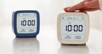 Nuevo reloj despertador de Xiaomi compatible con Mi Home. Noticias Xiaomi Adictos