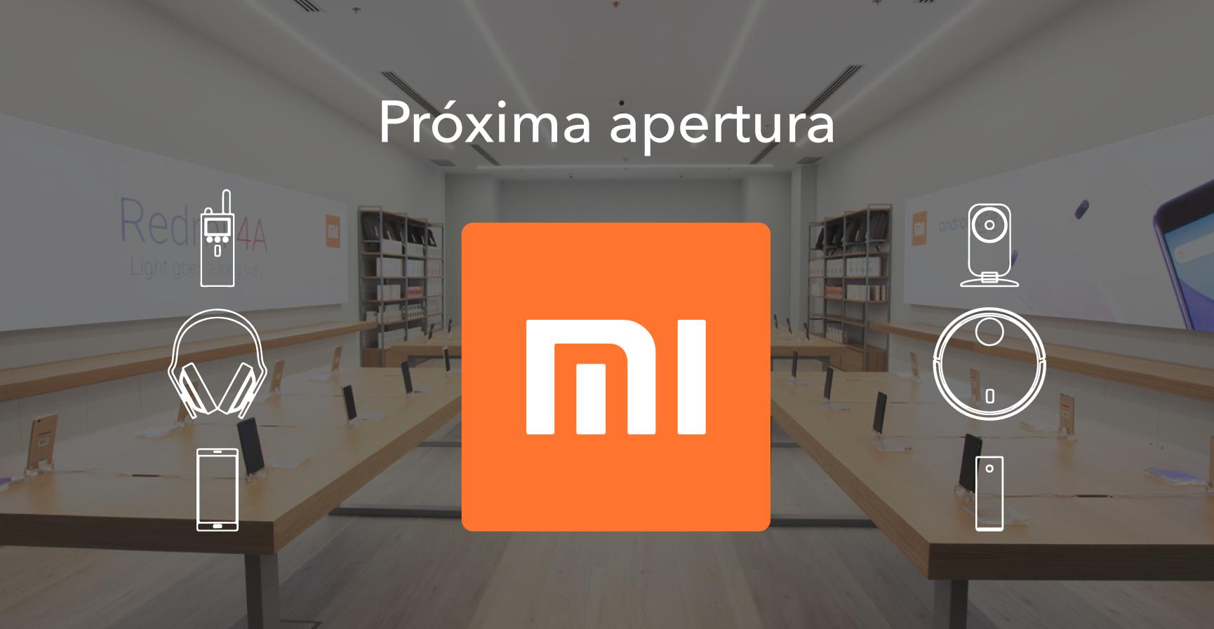Xiaomi inaugurará este 2 de febrero su nueva Mi Store en el Centro Comercial Plaza Rio 2, Madrid. Noticias Xiaomi Adictos