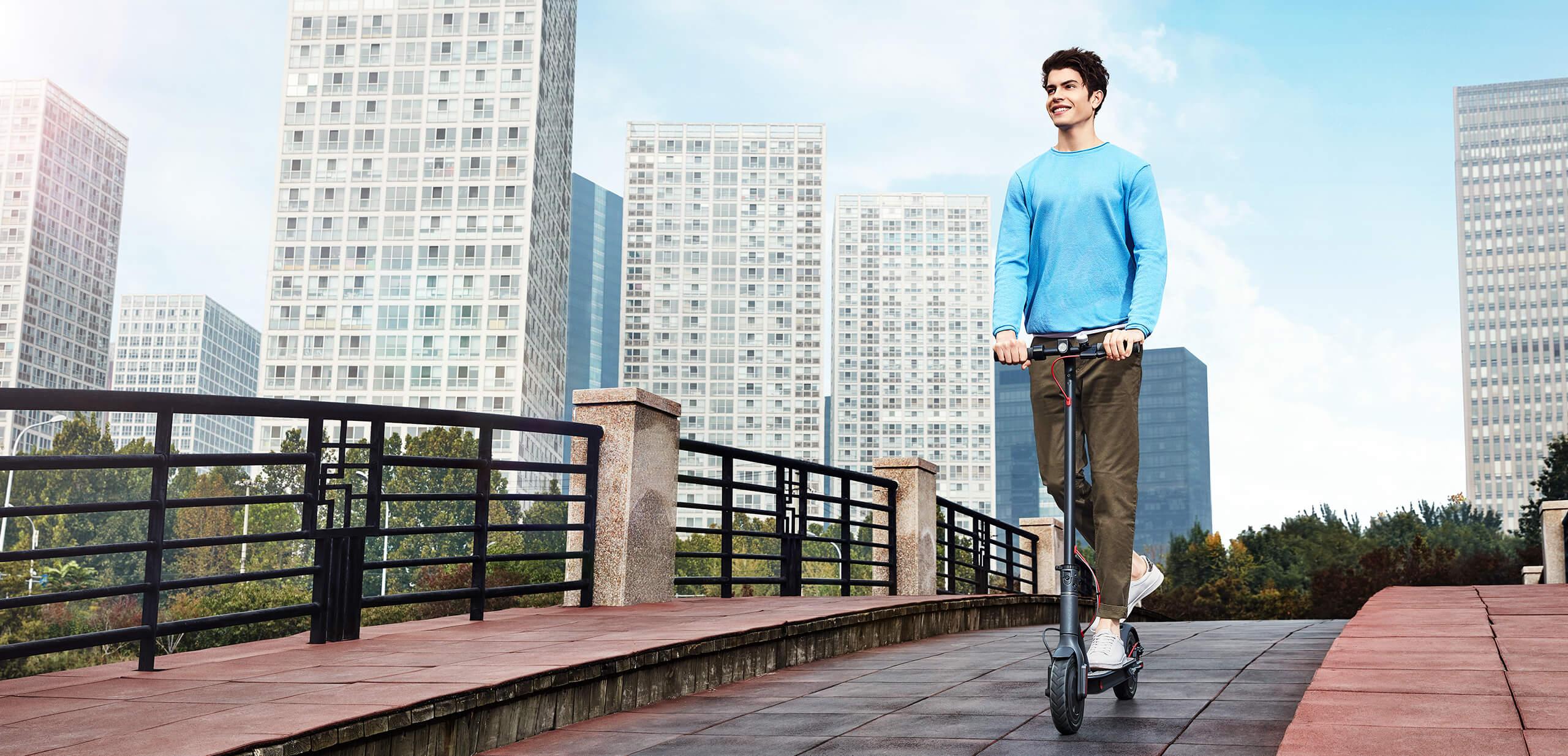 Cómo solicitar el mantenimiento gratuito del patinete Xiaomi Mi Electric Scooter. Noticias Xiaomi Adictos