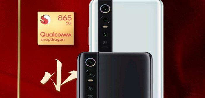 Diseño trasero del Xiaomi Mi 10. Noticias Xiaomi Adictos