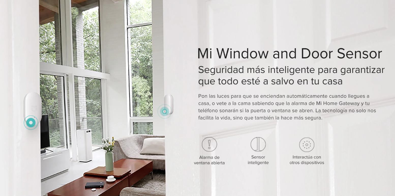 Comprar el Xiaomi Mi Smart Sensor Set al mejor precio en Amazon España, Noticias Xiaomi Adictos
