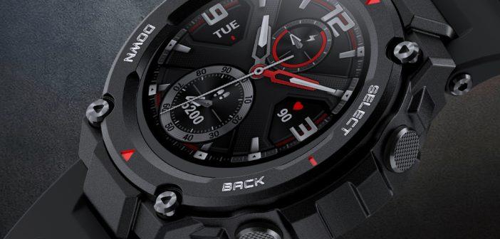 Ya puedes comprar desde España el nuevo Amazfit T-Rex, el smartwatch más resistente del mercado. Noticias Xiaomi Adictos