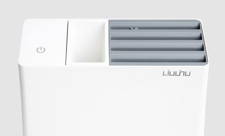 Nueva base de cuchillos con esterilizador. Noticias Xiaomi Adictos