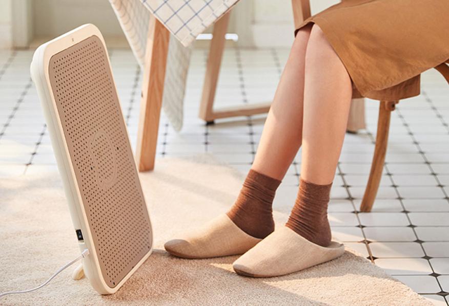 Nuevo calefactor de pies y cuerpo a la venta en Youpin. Noticias Xiaomi Adictos