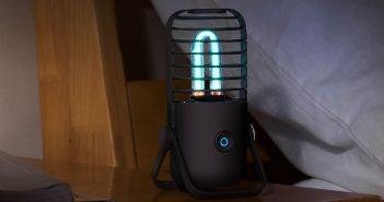 Xiaomi pone a la venta en Youpin la segunda lámpara estilizadora pensada en el coronavirus. Noticias Xiaomi Adictos