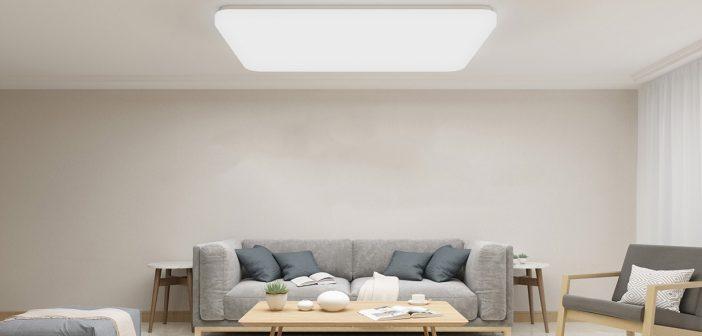 Nueva Mijia Living Room Ceiling Lamp, características, especificaciones. Noticias Xiaomi Adictos