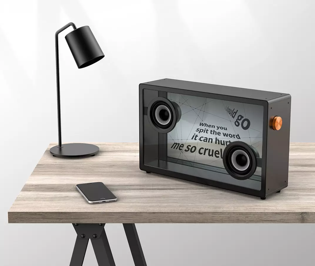 New speaker with display for sale on the Xiaomi crowdfunding platform. Xiaomi Addicted News