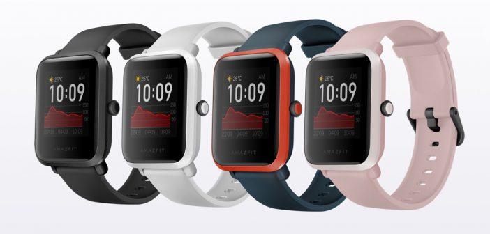Nuevo Amazfit Bip S, especificaciones, características, precio y fecha de lanzamiento. Noticias Xiaomi Adictos