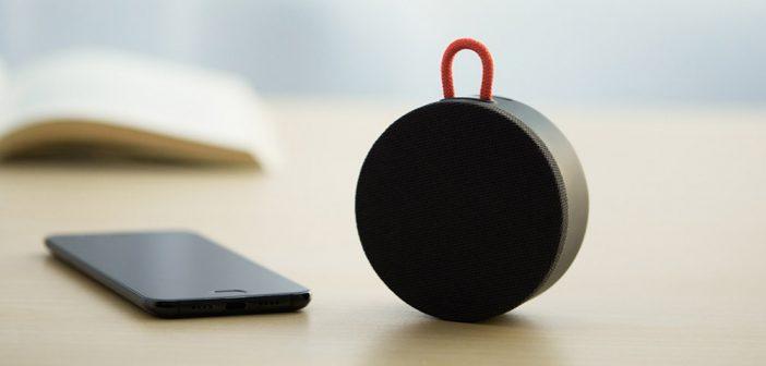 Nuevo Xiaomi Outdoor Bluetooth Speaker mini, características, especificaciones y precio. Noticias Xiaomi Adictos