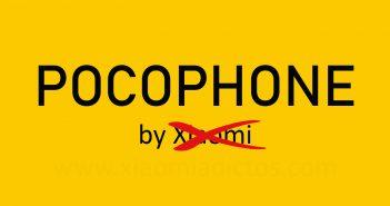 POCOPHONE se convierte en una marca totalmente independiente y dice adiós a Xiaomi. Noticias Xiaomi Adictos
