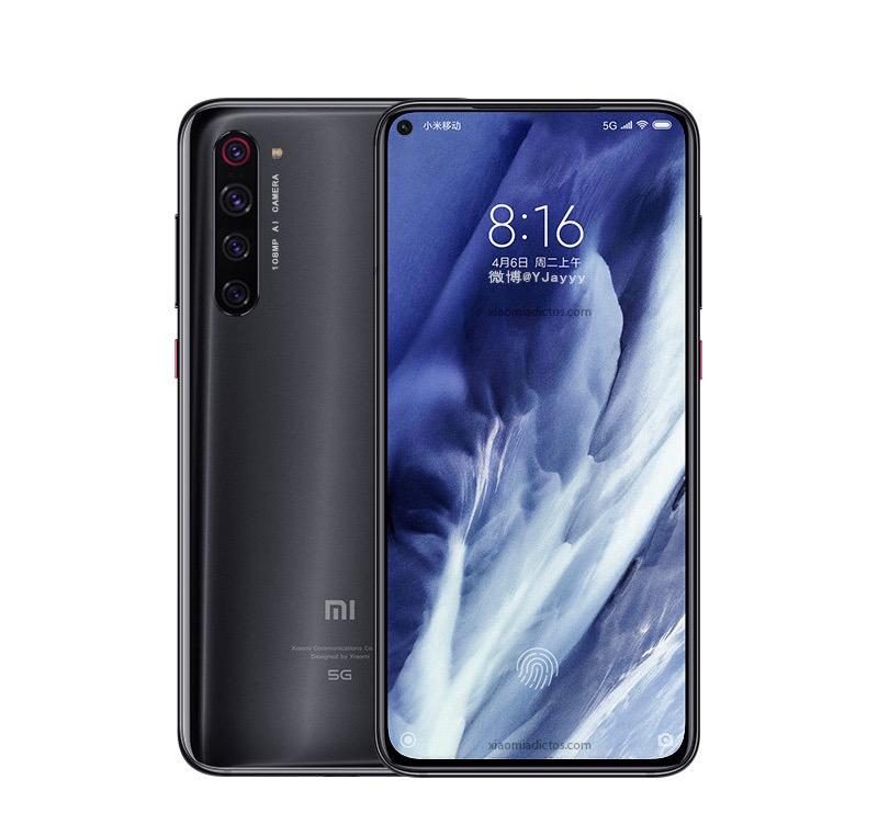 Primer render del diseño y características del Xiaomi Mi 10 y Mi 10 Pro. Noticias Xiaomi Adictos