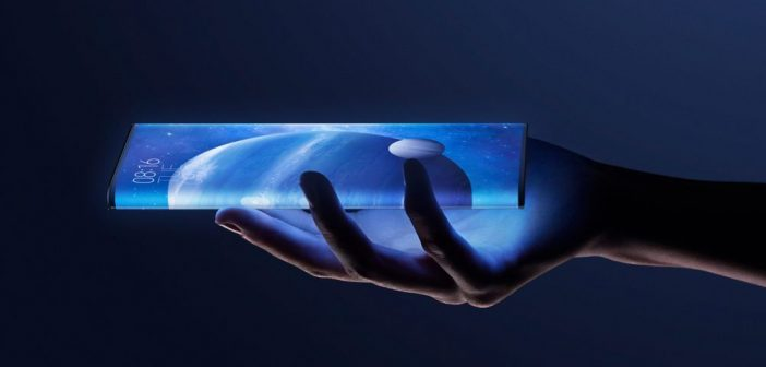 Nueva patente registrada por Xiaomi al estilo Mi Mix Alpha. Noticias Xiaomi Adictos