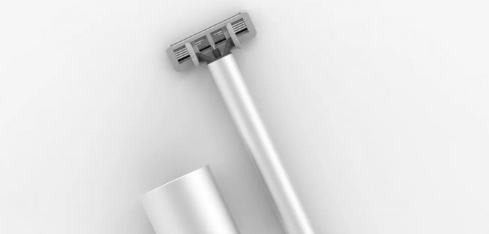Nueva cuchilla de afeitar con vibración en Xiaomi Youpin. Noticias Xiaomi Adictos
