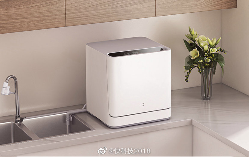 Xiaomi launches a new desktop dishwasher that we can place in any corner of our home