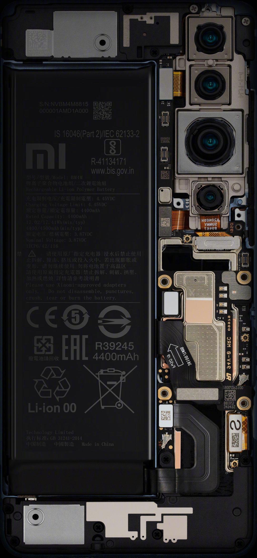 Fondo de pantalla del Xiaomi Mi 10 Pro Transparent Edition. Noticias Xiaomi Adictos