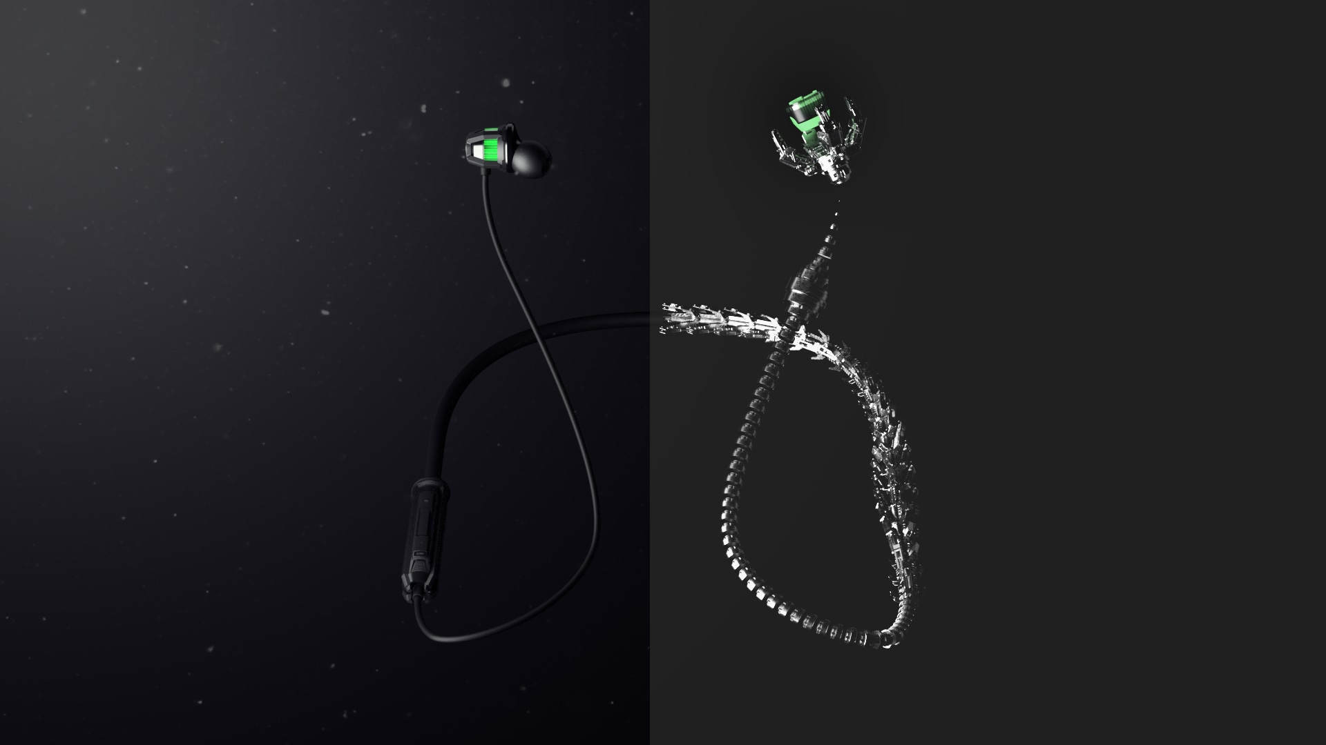 New Black Shark Ophidian wireless headphones, features and specifications. Xiaomi Addicted News