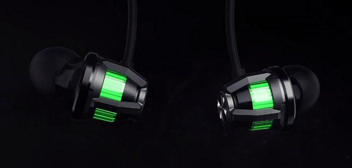 Nuevo auriculares inalámbricos Black Shark Ophidian, características y especificaciones. Noticias Xiaomi Adictos