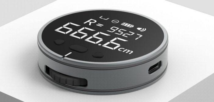 Así es el pequeño y revolucionario medidor digital capaz de medir longitudes de hasta 100 metros. Noticias Xiaomi Adictos