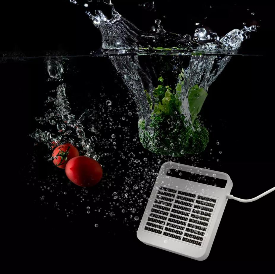 Nuevo purificador esterilizador de verduras, carnes y cereales de Xiaomi. Noticias Xiaomi Adictos