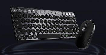 Nuevo Miwu Bluetooth Dual Mode Keyboard and Mouse Set Elite de Xiaomi, características, especificaciones y precio. Noticias Xiaomi Adictos