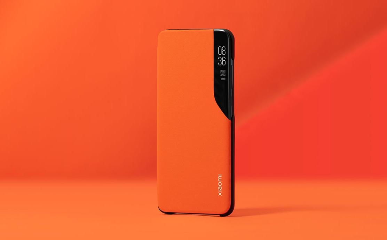 Funda protectora oficial e inteligente para los nuevos Xiaomi Mi 10 y Mi 10 Pro. Noticias Xiaomi Adictos