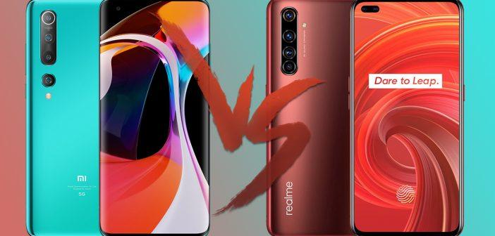 Xiaomi Mi 10 vs Realme X50 Pro, principales diferencias. Noticias Xiaomi Adictos