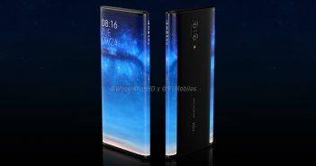 Render del Xiaomi Mi Mix 4 creado por los fans. Noticias Xiaomi Adictos