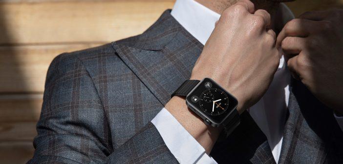 La variante Exclusive Edition del Xiaomi Mi Watch saldrá finalmente mañana a la venta. Noticias Xiaomi Adictos