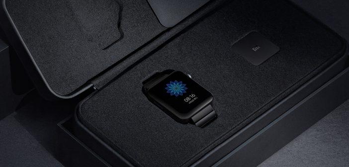 El nuevo Xiaomi Mi Watch Exclusive Edition se lanza en pre-venta junto a un espectacular estuche premium y un certificado de autenticidad. Noticias Xiaomi Adictos