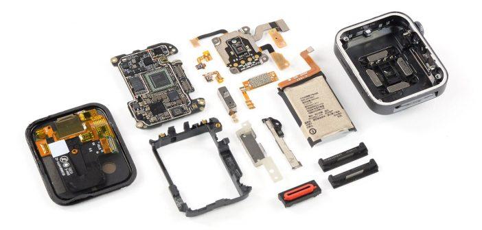 iFixit despieza el interior del Xiaomi Mi Watch. Noticias Xiaomi Adictos