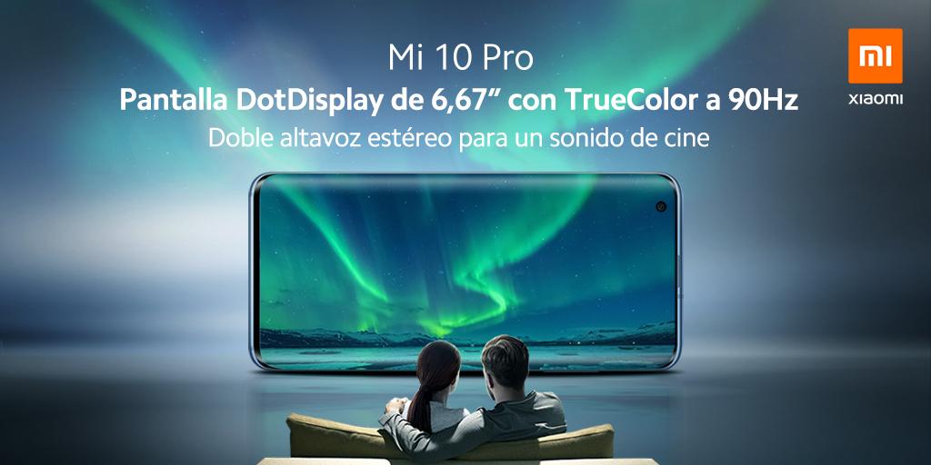 Que es la frecuencia de muestro del Xiaomi Mi 10. Noticias Xiaomi Adictos