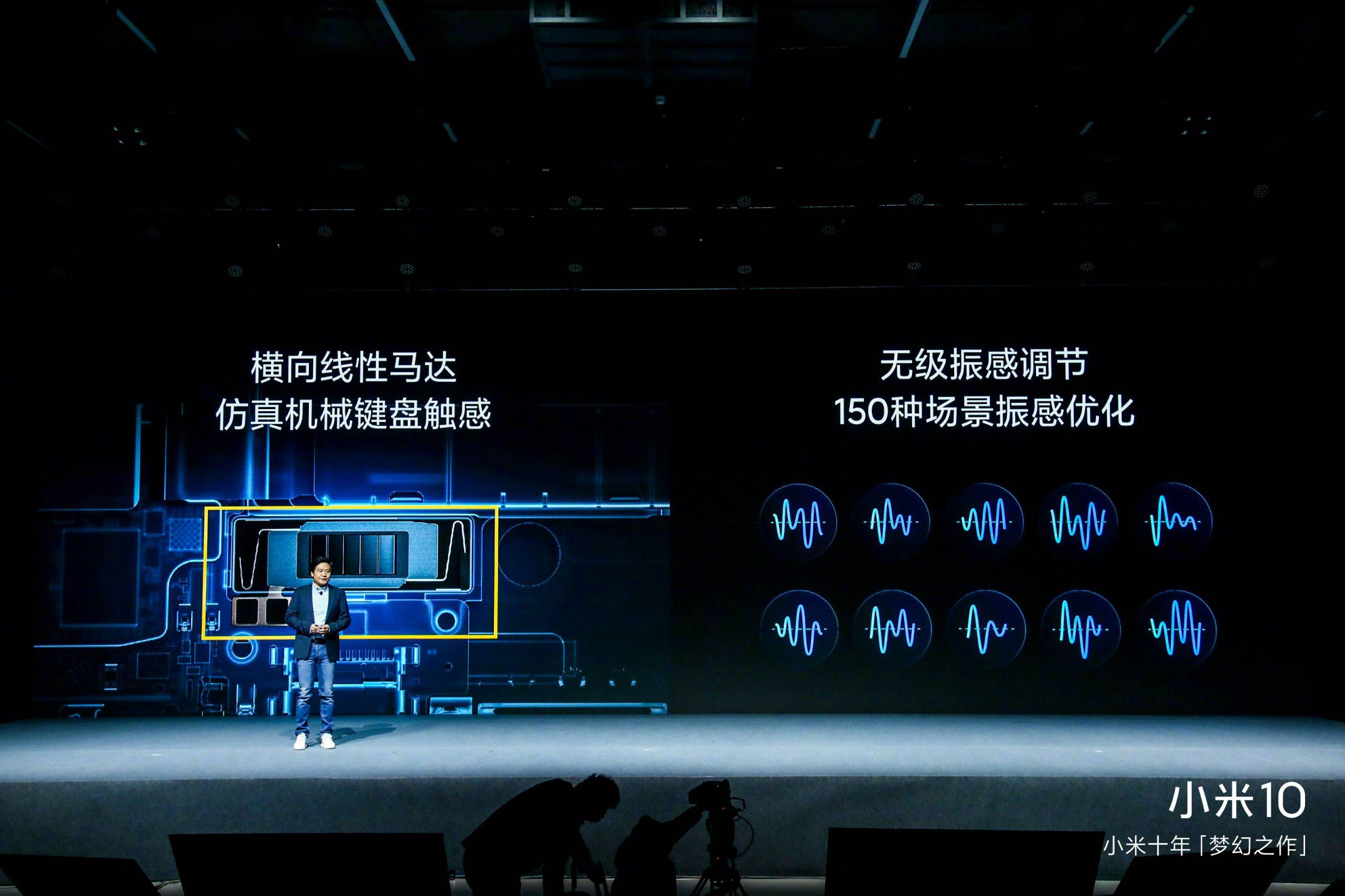 Así funciona la tecnología «Taptic Engine» del nuevo Xiaomi Mi 10 capaz de simular todo tipo de sensaciones hápticas. Noticias Xiaomi Adictos