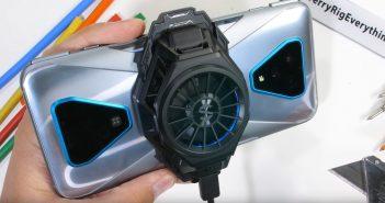 El Black Shark 3 Pro sobrevive de forma sorprendente a las duras pruebas JerryRigEverything. Noticias Xiaomi Adictos