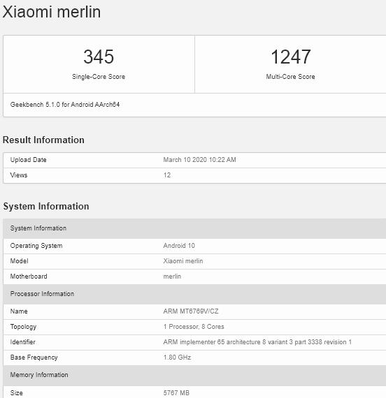 Esta vez sería el Redmi Note 9 y no su versión Pro el que integraría un procesador MediaTek. Noticias Xiaomi Adictos