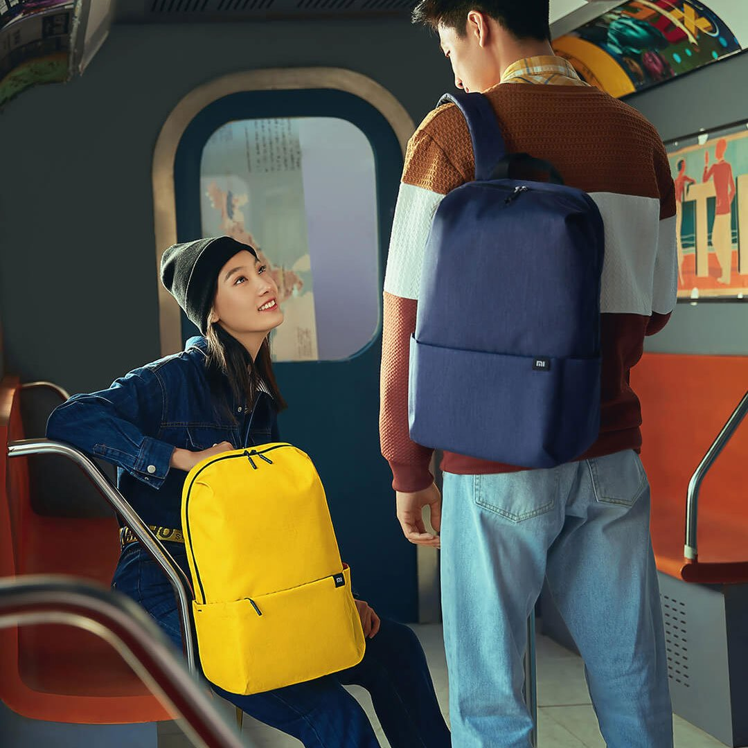 Nueva Nueva Xiaomi Mi Backpack 20L Edition, características y precio.. Noticias Xiaomi Adictos