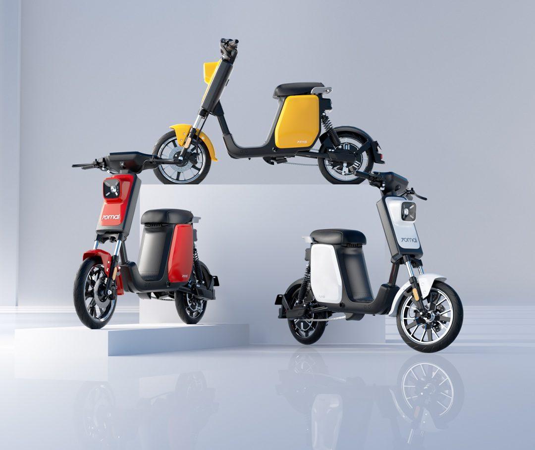 Xiaomi pone a la venta un nueva motocicleta eléctrica con hasta 70Km de autonomía. Noticias Xiaomi Adictos