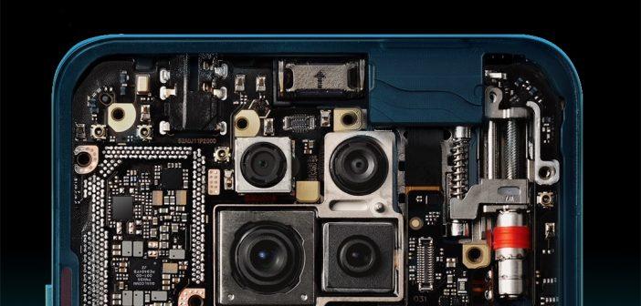 Redmi muestra el renovado interior del Redmi K30 Pro