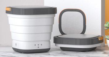 """Una sorprendente lavadora de """"bolsillo"""", así es lo último de Xiaomi en Youpin. Noticias Xiaomi Adictos"""