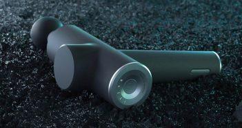 Xiaomi pone a la venta una curiosa pistola masajeadora con la que aliviar todo tipo de dolores musculares