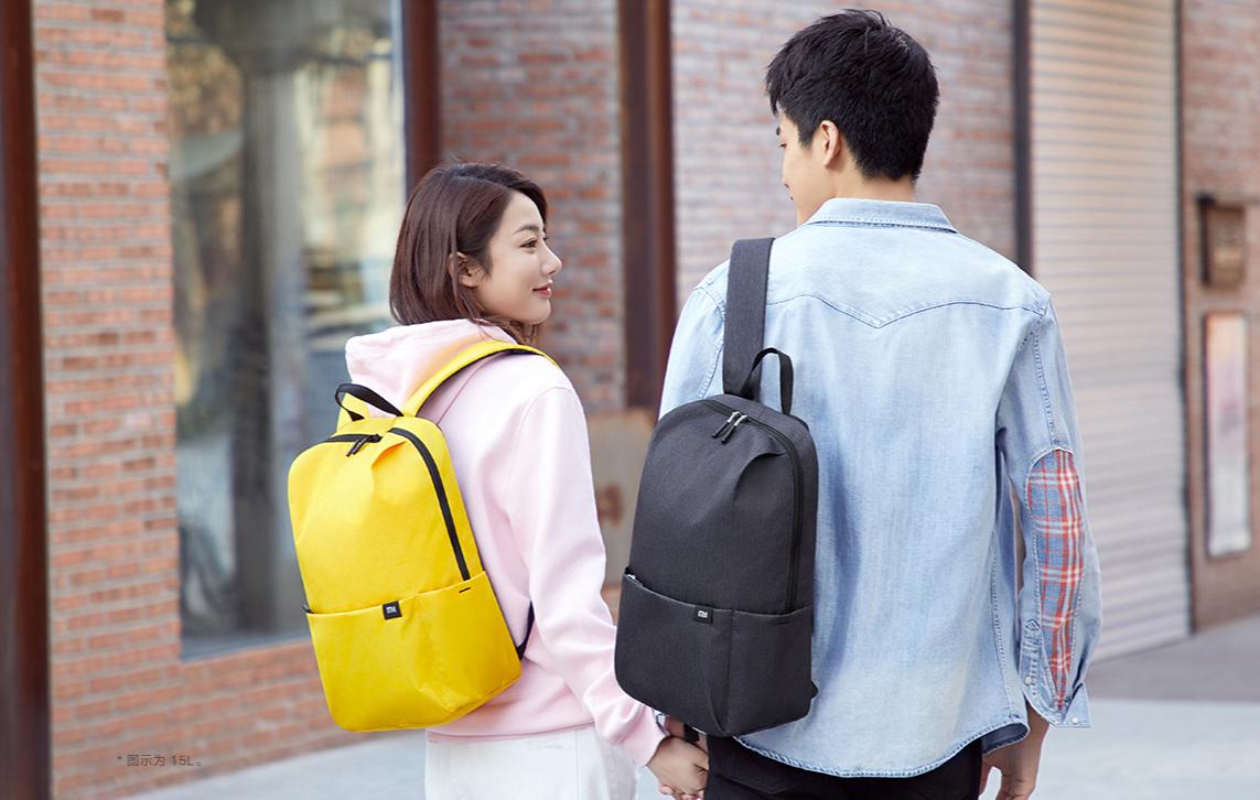 Nuevas Xiaomi Mi Backpack de 7L y 15L. Noticias Xiaomi Adictos