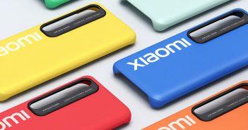 Xiaomi lanza una nueva funda oficial para su último Xiaomi Mi 10. Noticias Xiaomi Adictos