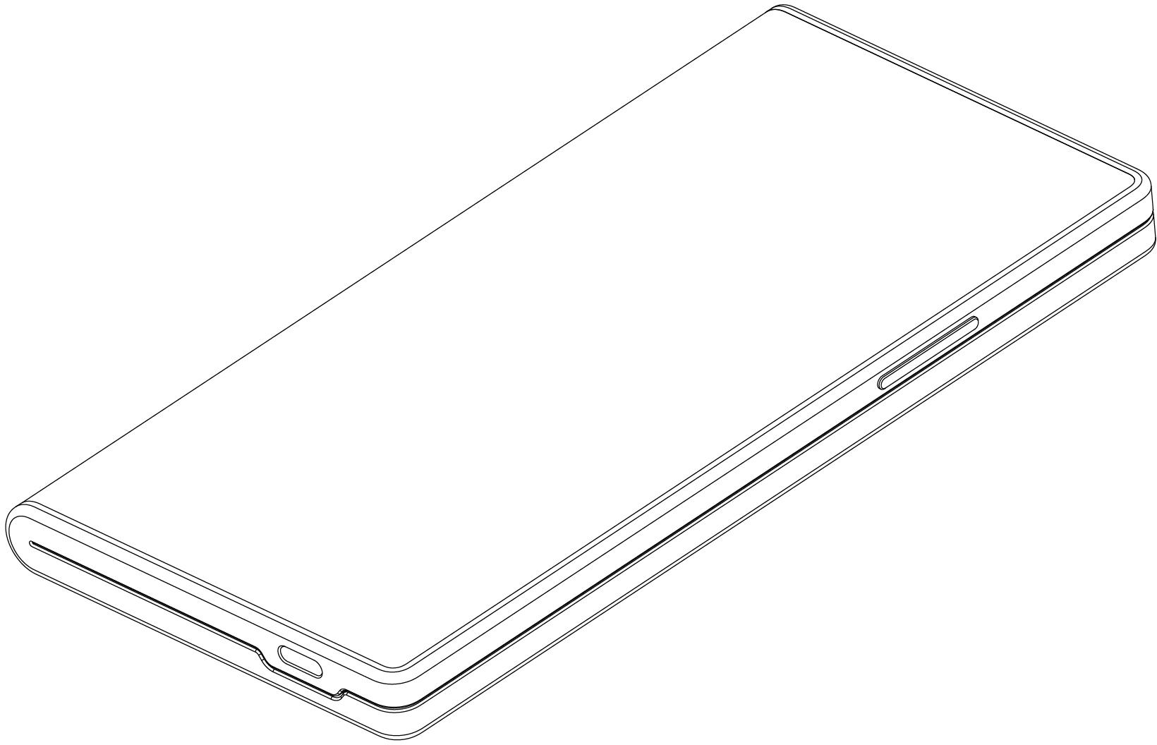 Xiaomi registra una patente de smartphone al estilo Xiaomi Mi 9T pero con pantalla plegable. Noticias Xiaomi Adictos