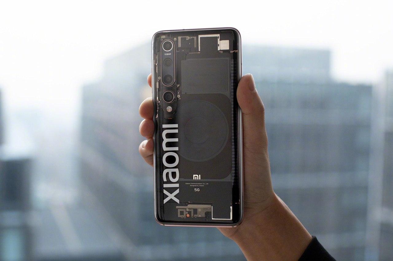 Así de espectacular luce la nueva variante transparente del Xiaomi Mi 10. Noticias Xiaomi Adictos