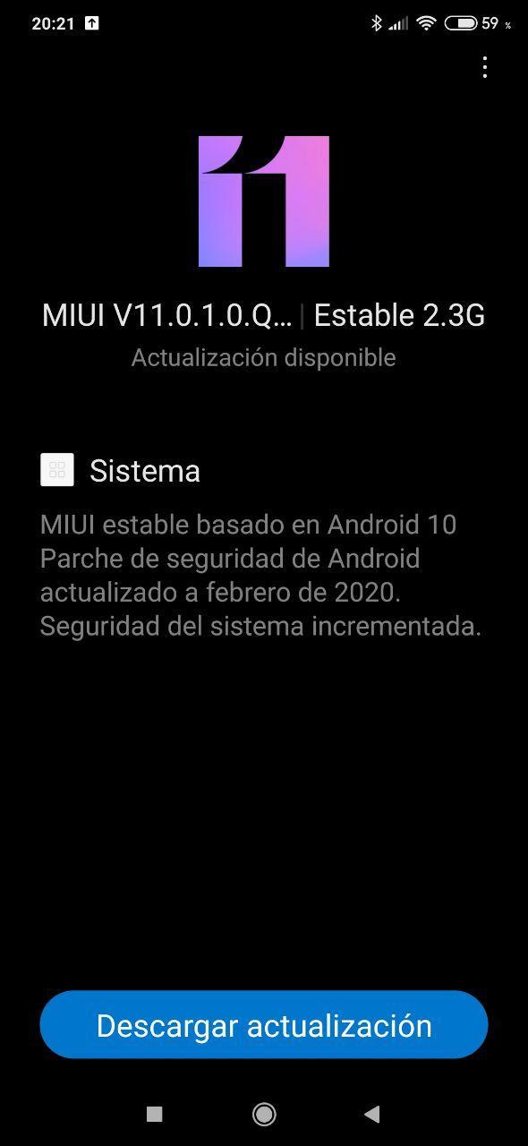 El Xiaomi Mi 9 Lite comienza a actualizarse a Android 10 en su versión Global. Noticias Xiaomi Adictos