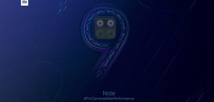 Se confirma, el nuevo Redmi Note 9 se presentará este 12 de marzo junto a una espectacular cámara trasera . Noticias Xiaomi Adictos