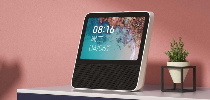Nuevo Redmi Touch Screen Speaker, características, especificaciones y precio. Noticias Xiaomi Adictos