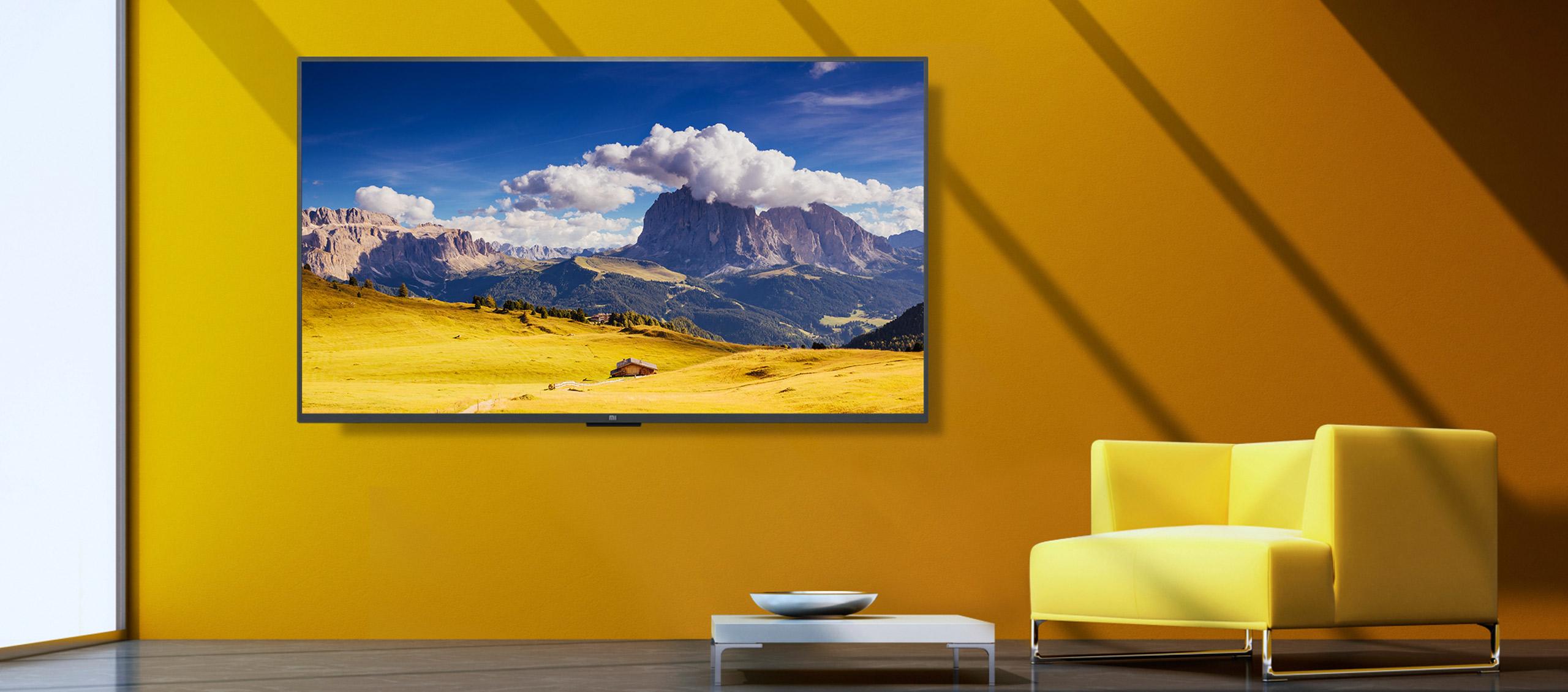 El nuevo Xiaomi Mi TV 4S de 65 pulgadas y 4K llega a España por solo 549 euros. Noticias Xiaomi Adictos